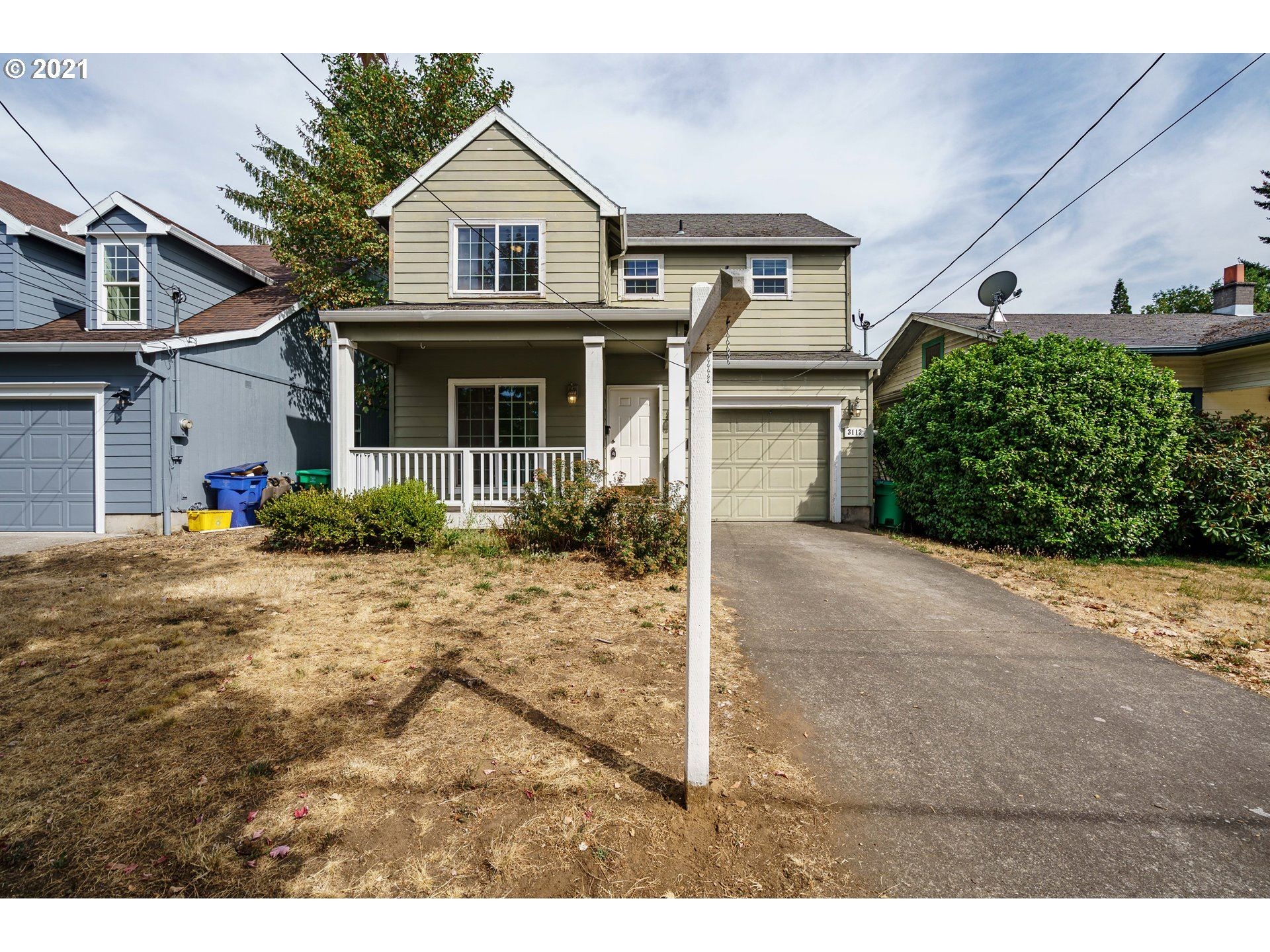 3112 SE 55TH AVE, Portland, OR 97206 - MLS#: 21080184
