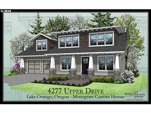 Photo of 4277 Upper DR, Lake Oswego, OR 97034 (MLS # 19329189)