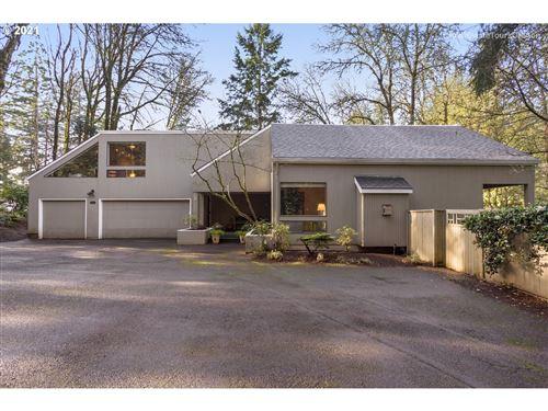 Photo of 5639 SW SWEETBRIAR ST, Portland, OR 97221 (MLS # 21388192)