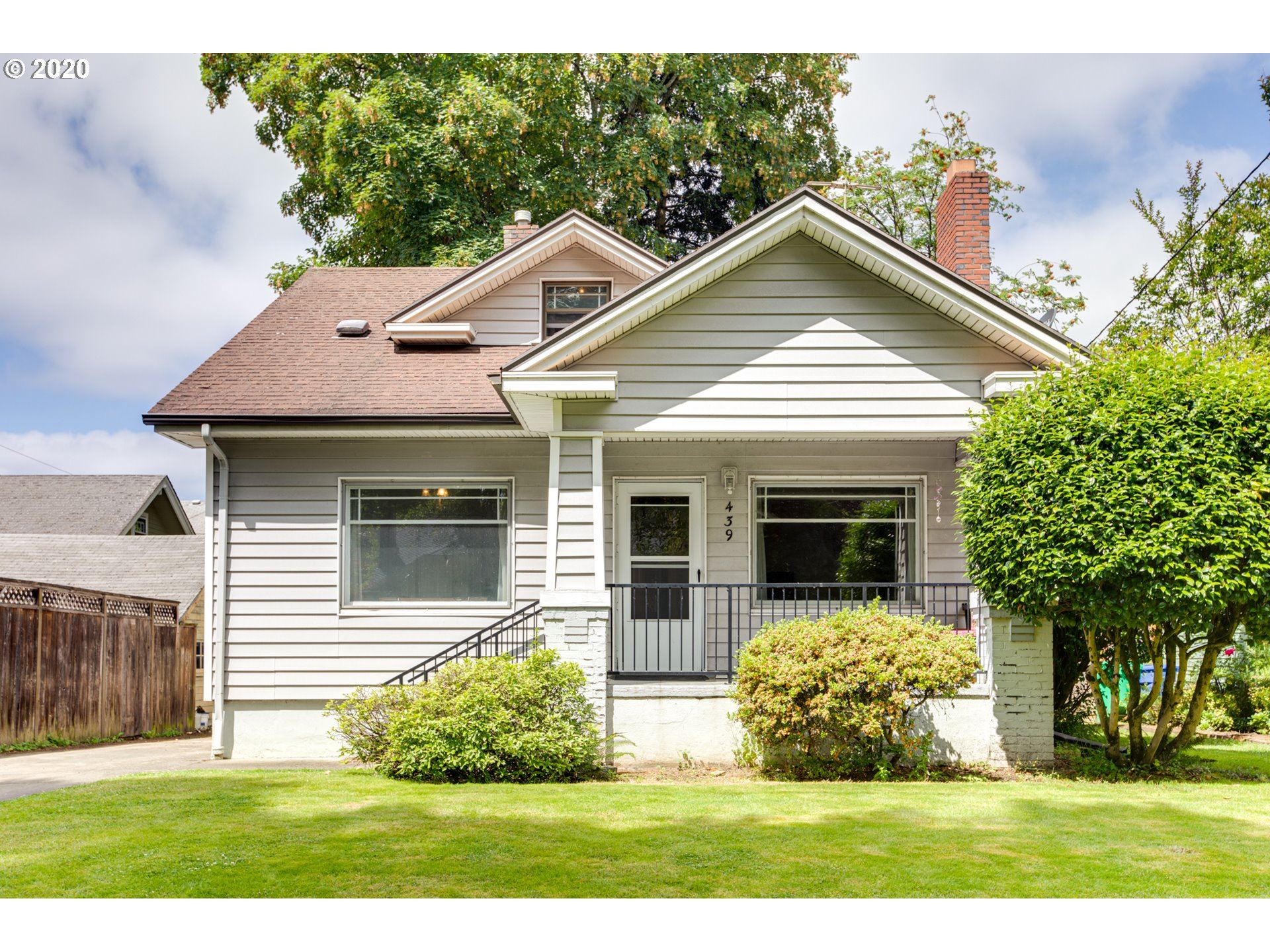 439 SE 33RD AVE, Portland, OR 97214 - MLS#: 20286198