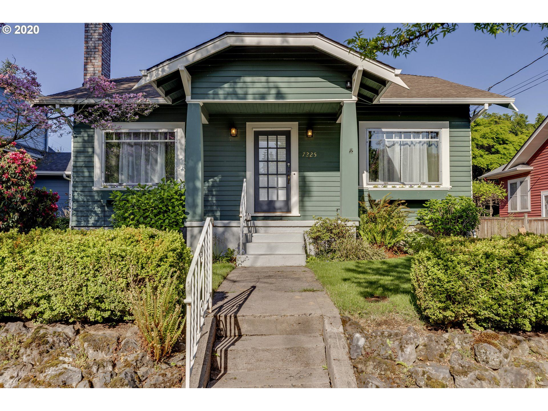 7225 SE 18TH AVE, Portland, OR 97202 - MLS#: 20506198