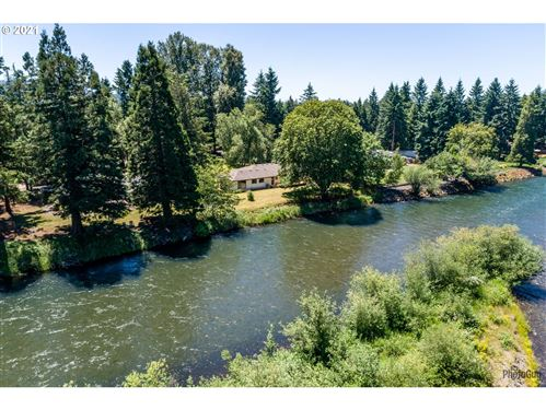 Tiny photo for 37465 RIVERSIDE DR, Pleasant Hill, OR 97455 (MLS # 21375199)
