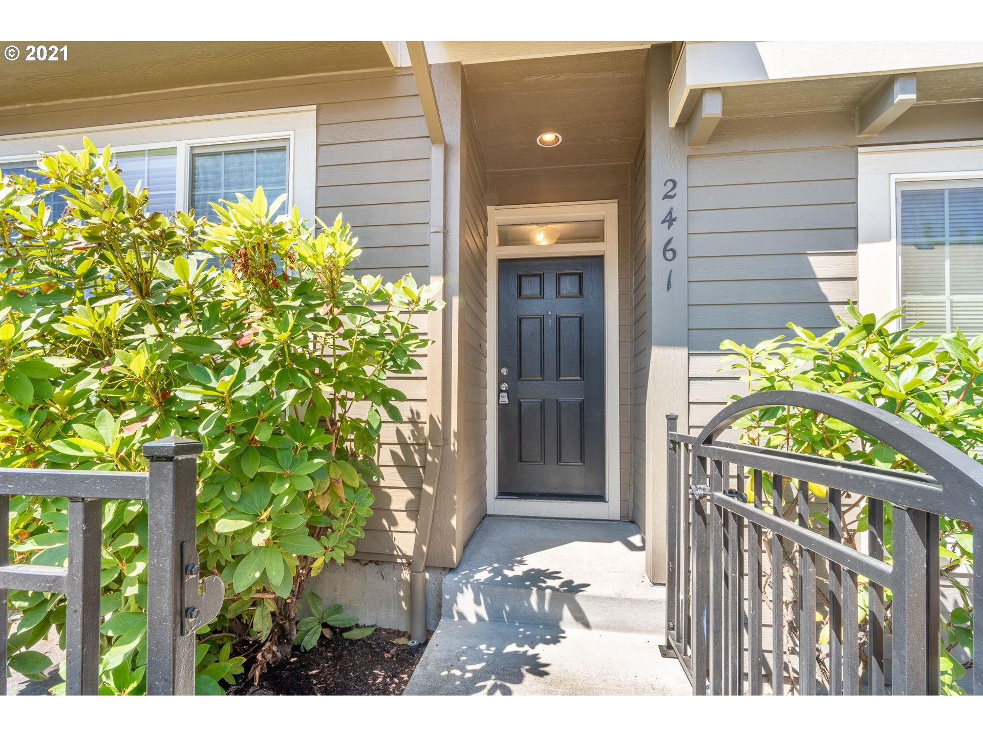 2461 NW ROGUE VALLEY TER, Beaverton, OR 97006 - MLS#: 21276202