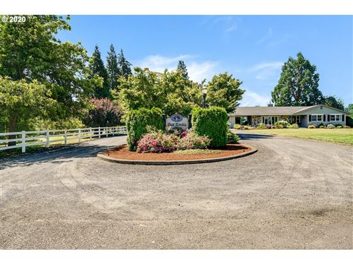 Photo of 36348 E ENTERPRISE RD, Creswell, OR 97426 (MLS # 20693203)