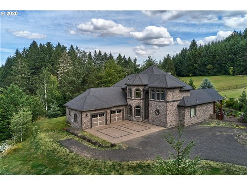 Photo of 2850 NW MOUNTAIN MEADOW LN, McMinnville, OR 97128 (MLS # 19572206)