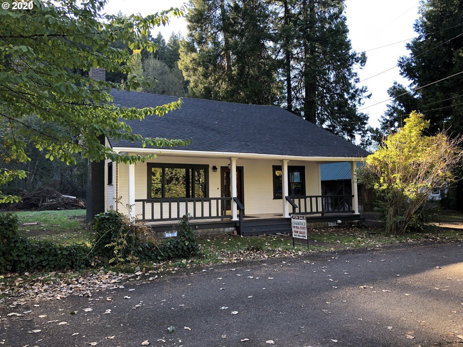 Photo for 47338 1ST ST, Westfir, OR 97492 (MLS # 20062208)