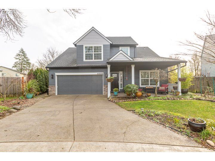 Photo for 41816 NW BROADSHIRE LN, Banks, OR 97106 (MLS # 21356218)