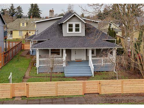 Tiny photo for 7711 SE WOODSTOCK BLVD, Portland, OR 97206 (MLS # 21096219)