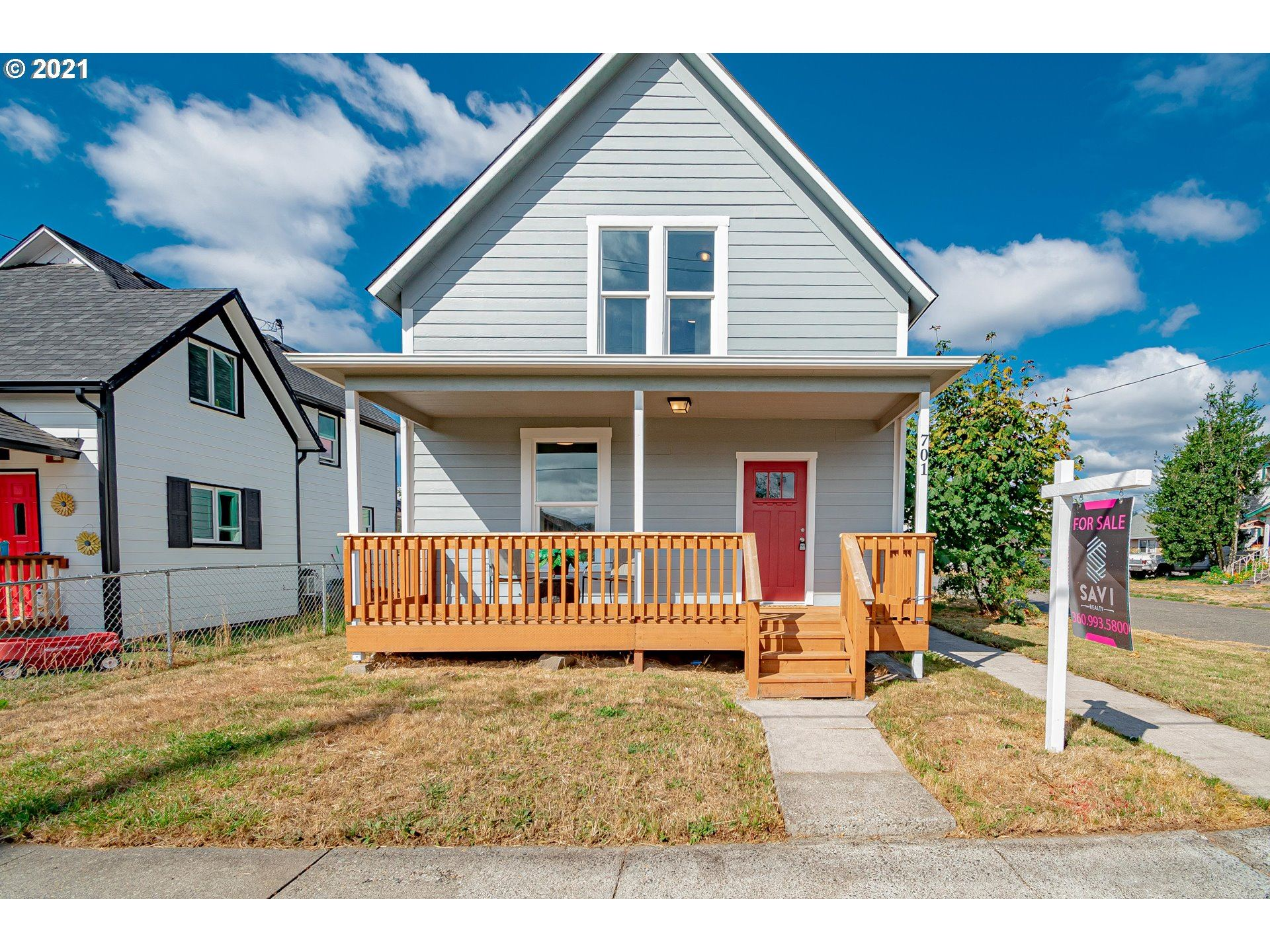701 S 5TH AVE, Kelso, WA 98626 - MLS#: 21466229