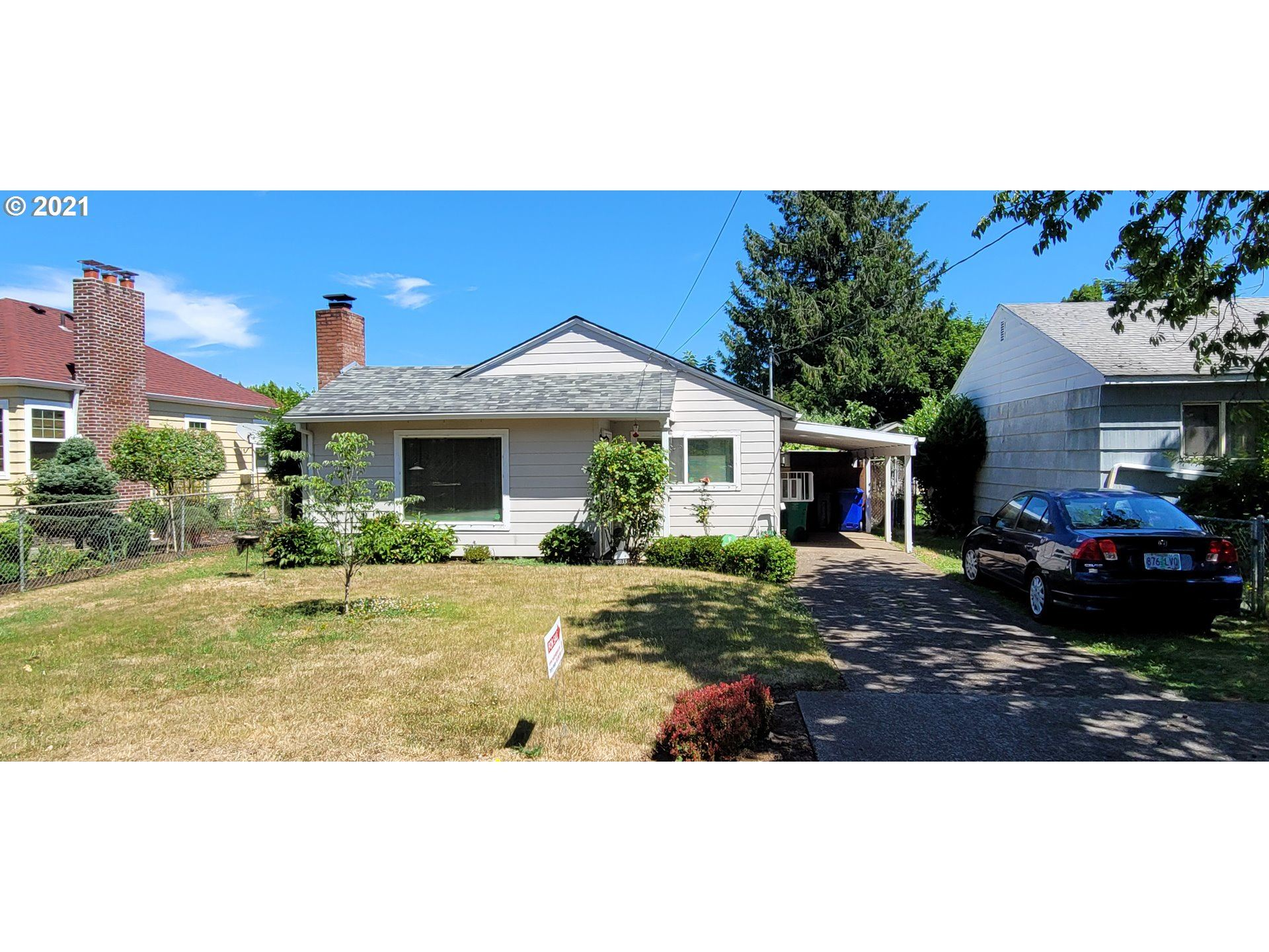 8033 SE BUSH ST, Portland, OR 97206 - MLS#: 21087238