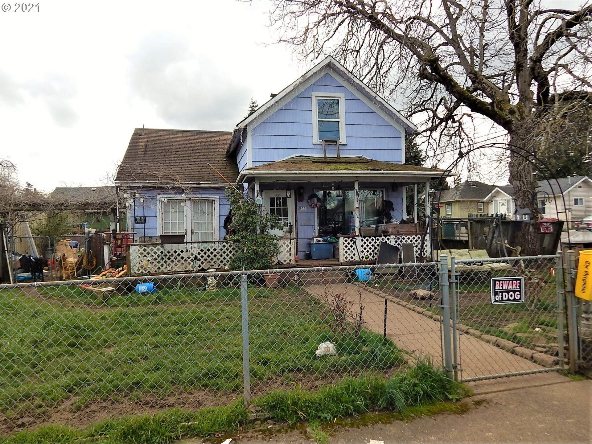 8506 SE TOLMAN ST, Portland, OR 97266 - MLS#: 21626239