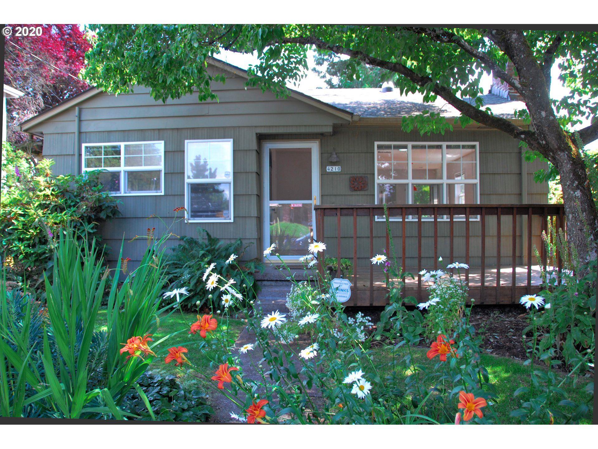 4210 SE BYBEE BLVD, Portland, OR 97206 - MLS#: 20455240