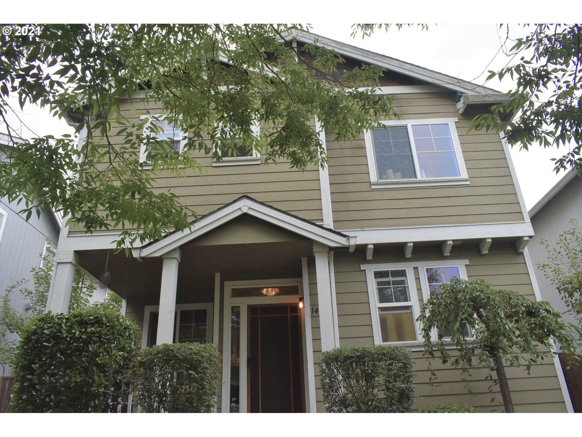 1468 SE BLANCHARD ST, Hillsboro, OR 97123 - MLS#: 21538249
