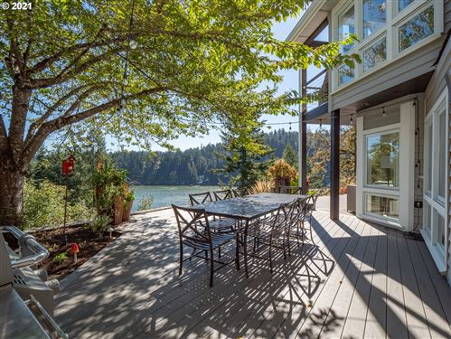 Tiny photo for 1870 TWIN POINTS RD, Lake Oswego, OR 97034 (MLS # 21674263)