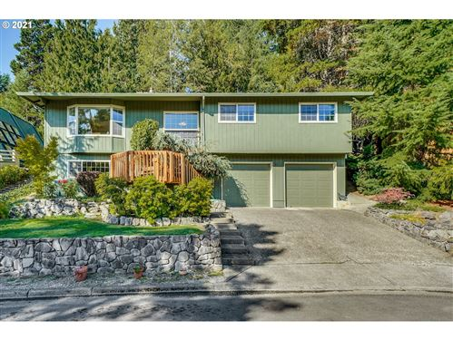 Photo of 6750 SW PARKWEST LN, Portland, OR 97225 (MLS # 21386267)