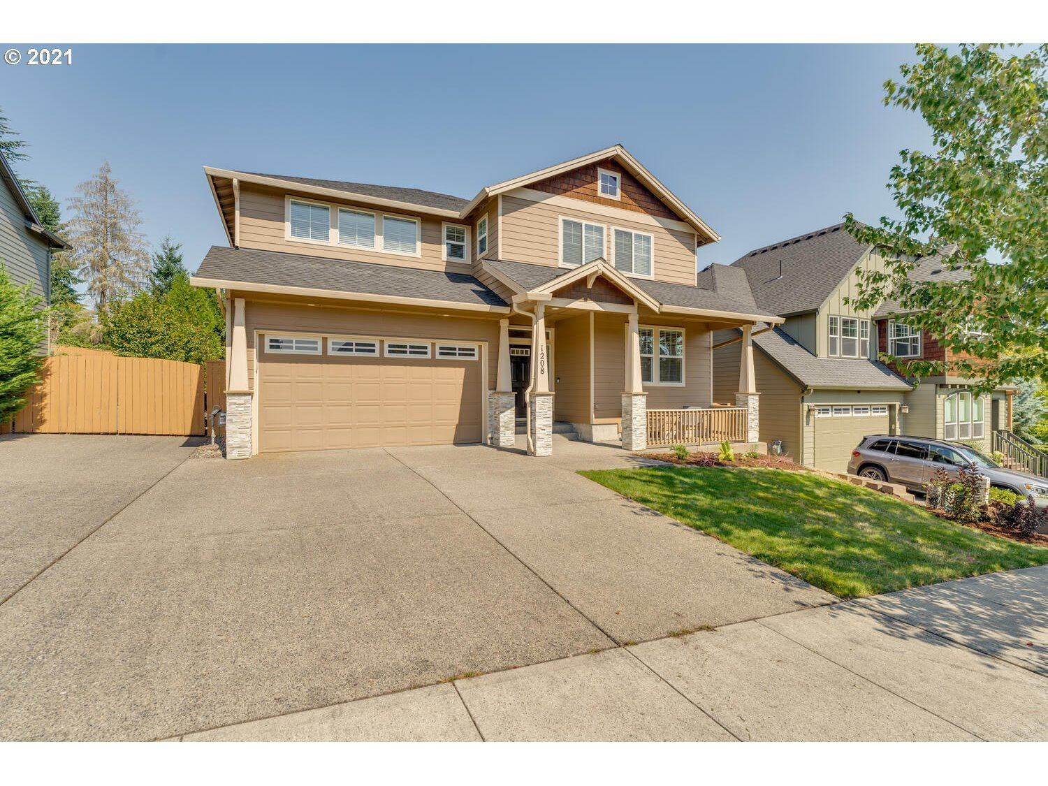 1208 NW 111TH ST, Vancouver, WA 98685 - MLS#: 21579267