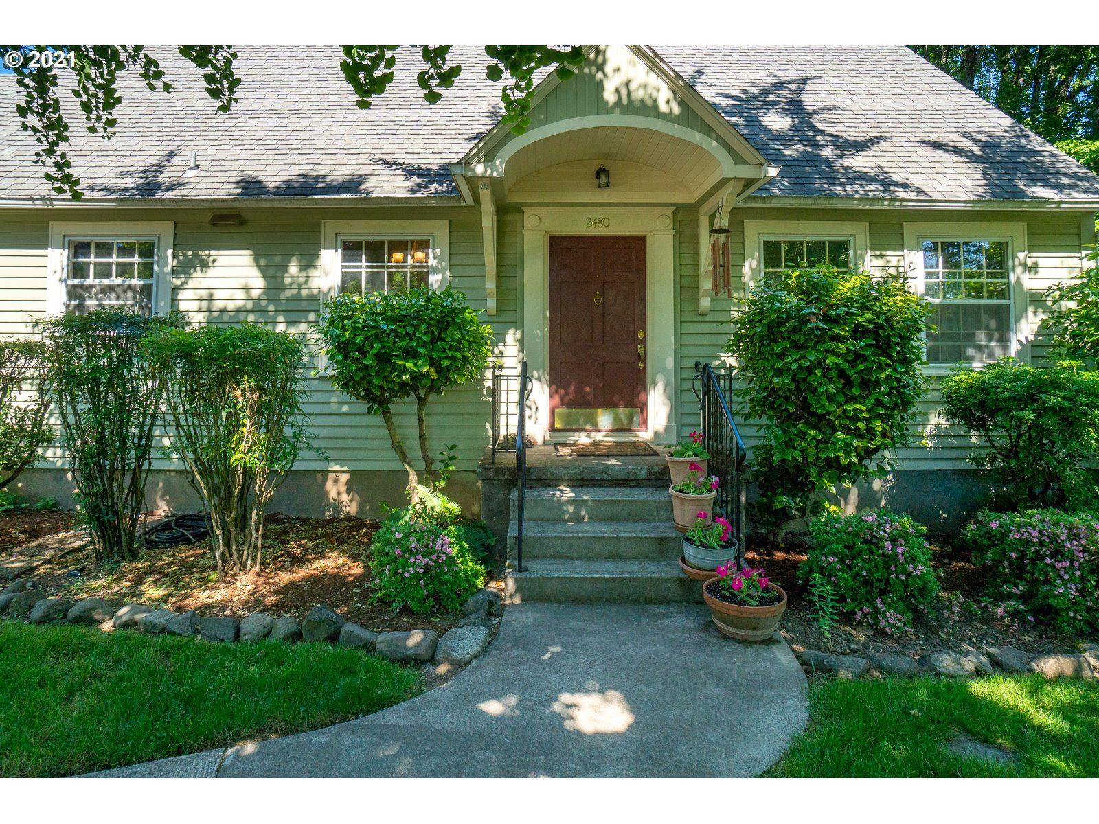 2480 SW CRESTDALE DR, Portland, OR 97225 - MLS#: 21045271