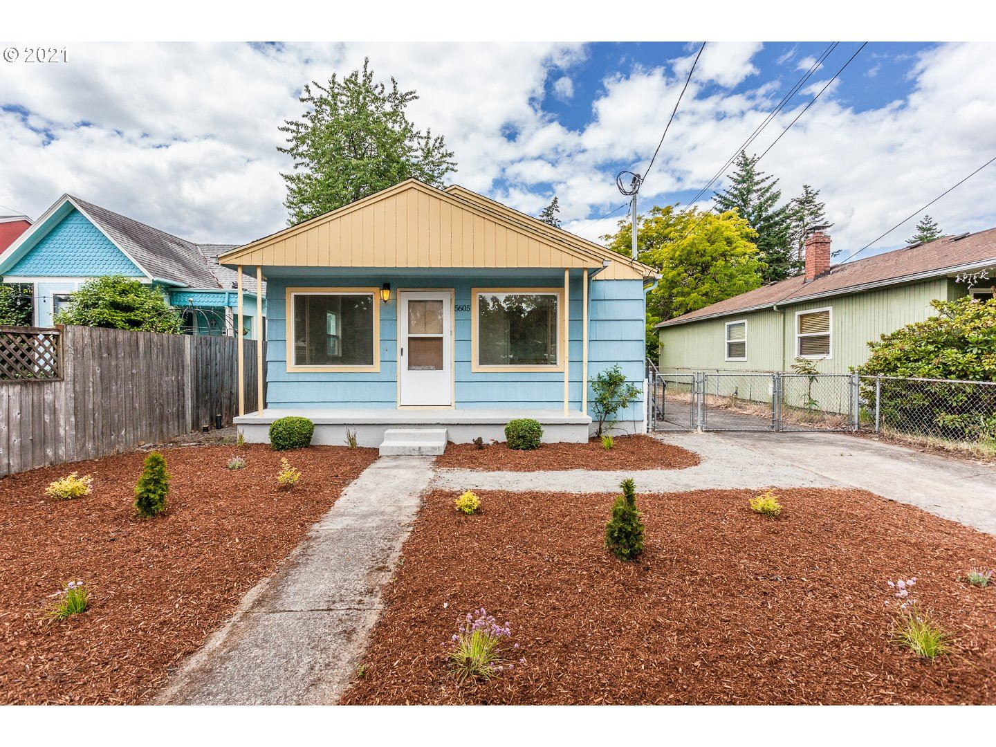 5605 SE 65TH AVE, Portland, OR 97206 - MLS#: 21444271