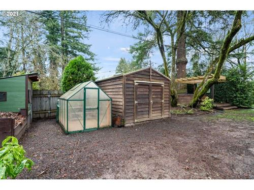 Tiny photo for 6315 SW PEYTON RD, Portland, OR 97219 (MLS # 20623272)