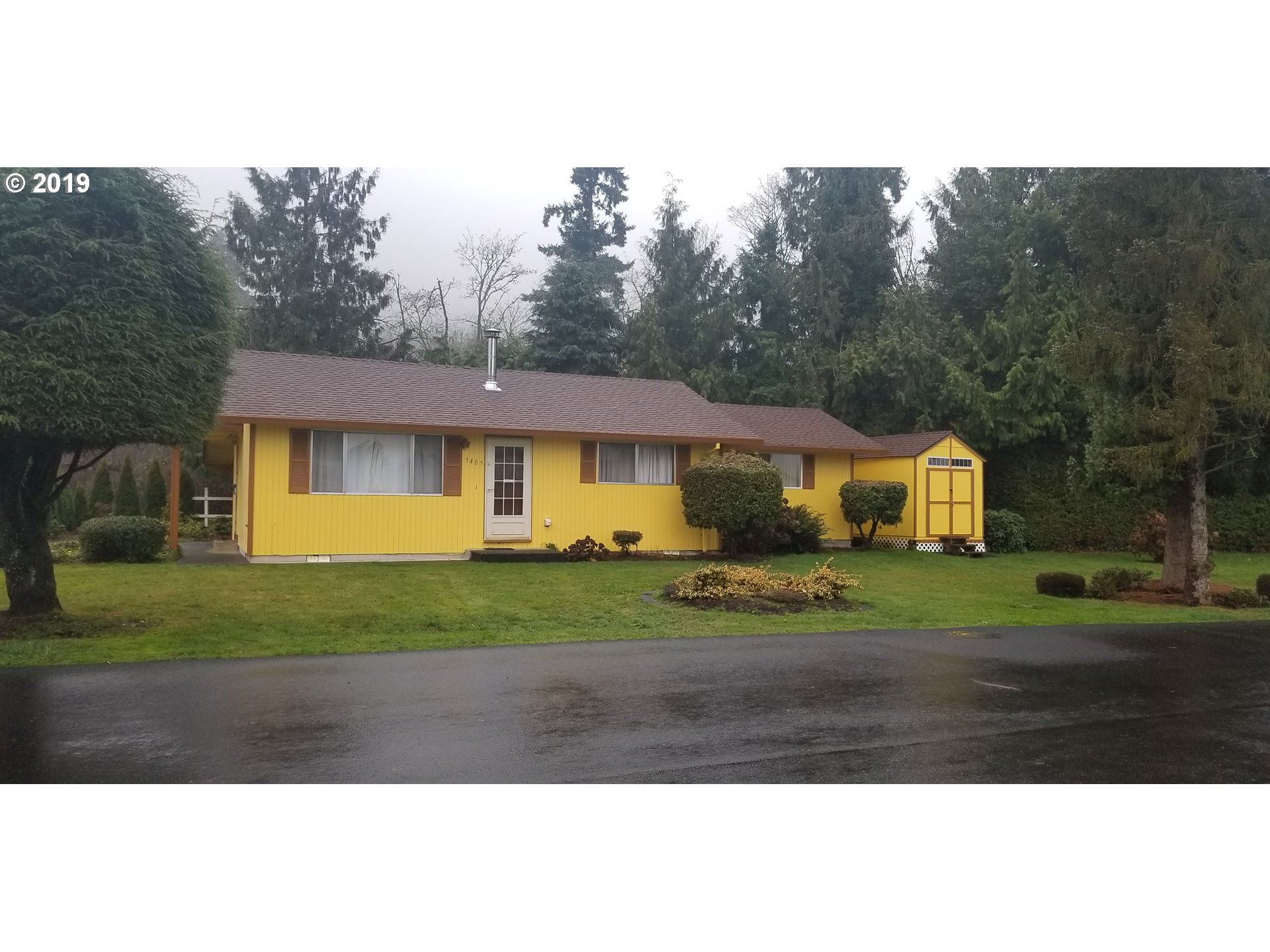 3405 6TH ST, Columbia City, OR 97018 - #: 19108275