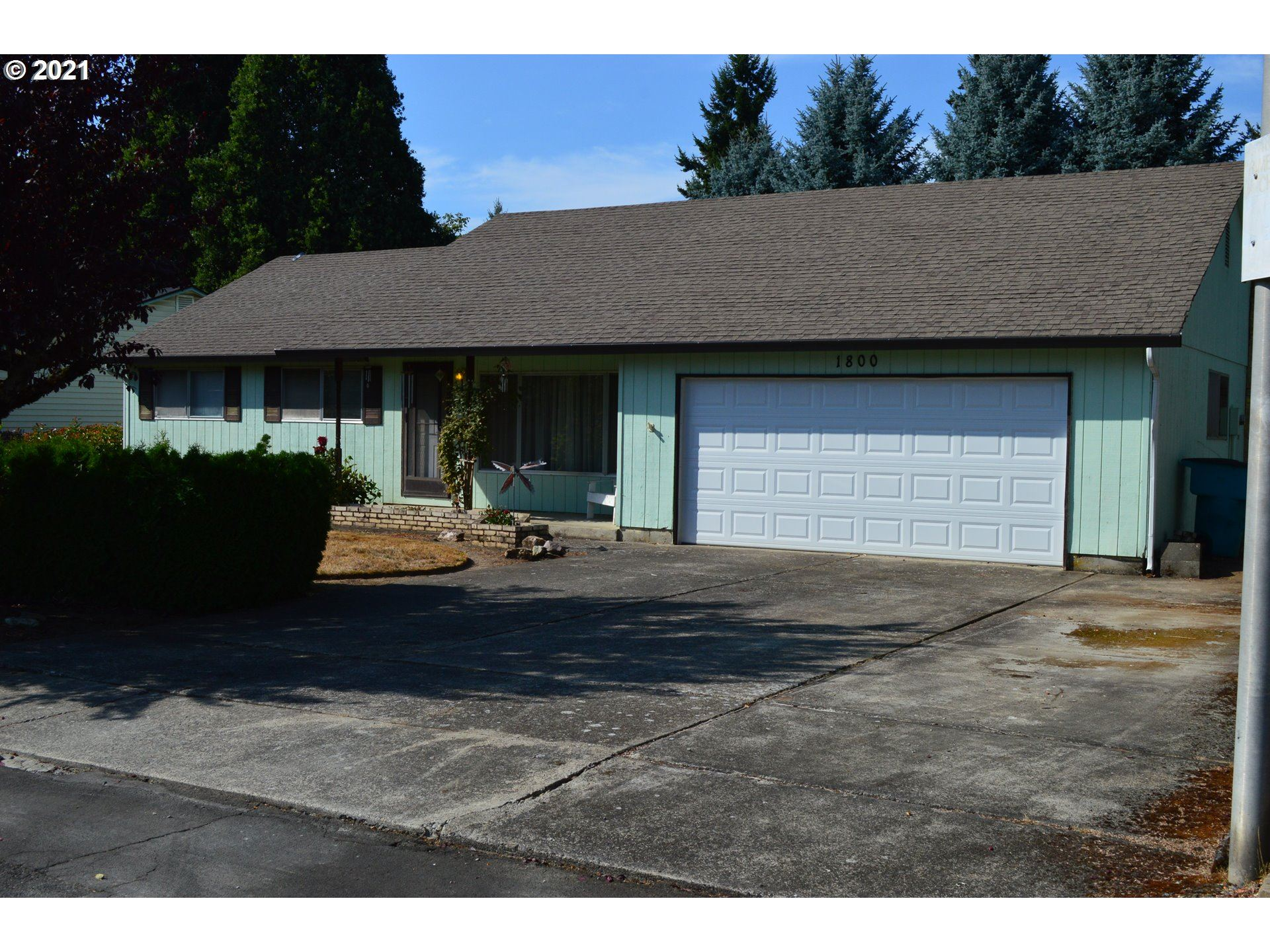 1800 NW 106TH ST, Vancouver, WA 98685 - MLS#: 21595275