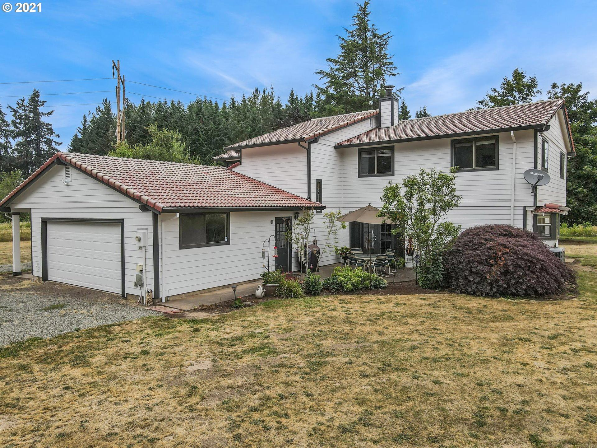 Photo of 29238 S BARLOW RD, Canby, OR 97013 (MLS # 21626275)