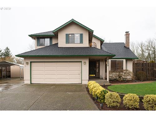 Photo of 6650 SW WISTERIA PL, Beaverton, OR 97008 (MLS # 20064281)