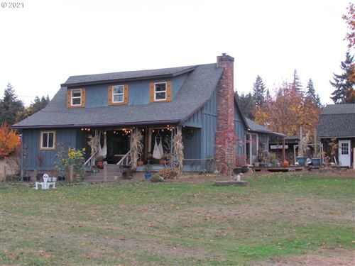 Photo of 9 SPENCER HILL RD, Snowden, WA 98672 (MLS # 21265283)