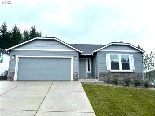 Photo of 158 Rockcrest DR, Lowell, OR 97452 (MLS # 21550284)
