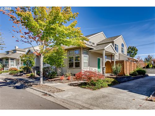 Photo of 4902 NW HUSERIK DR, Portland, OR 97229 (MLS # 21144287)