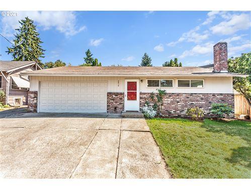 Photo of 4812 SE OGDEN ST, Portland, OR 97206 (MLS # 21286291)