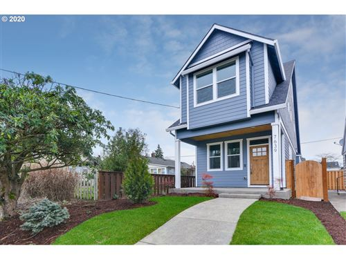 Photo of 7639 N Chatham AVE, Portland, OR 97217 (MLS # 20694294)