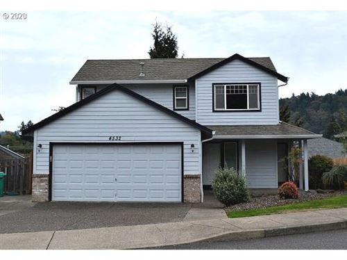 Photo of 4532 SE POWELL BUTTE PKWY, Portland, OR 97236 (MLS # 20412296)