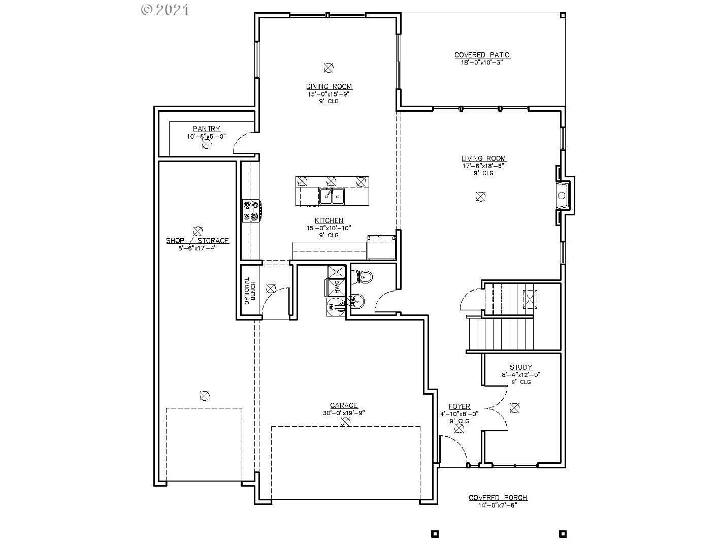 Photo of 1078 NE 16TH AVE #L9, Canby, OR 97013 (MLS # 21130298)