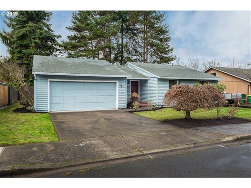 Photo of 6565 SW 178TH PL, Beaverton, OR 97007 (MLS # 19273307)