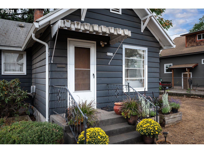 6134 NE WILLOW ST, Portland, OR 97213 - #: 21532308