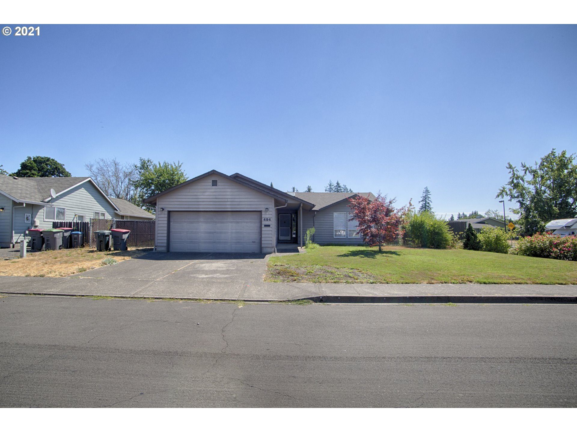 494 SW WESTVIEW DR, McMinnville, OR 97128 - MLS#: 21231309