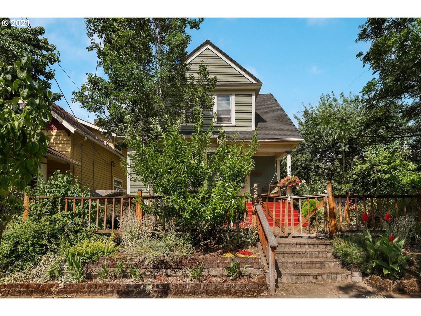 203 SE 78TH AVE, Portland, OR 97215 - MLS#: 21647309