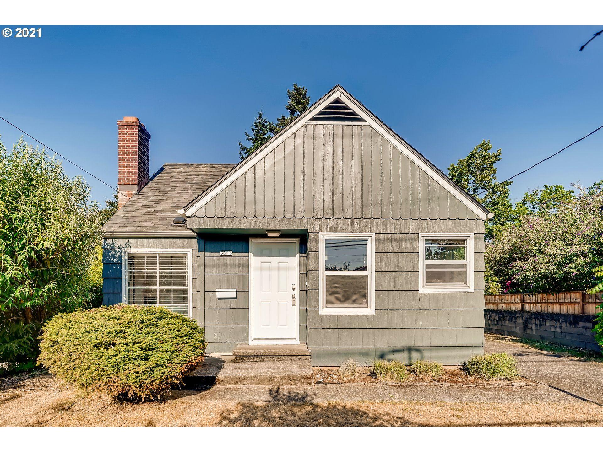 3316 NE 57TH AVE, Portland, OR 97213 - MLS#: 21125312