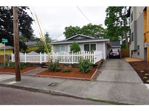Photo of 6849 SE TOLMAN ST, Portland, OR 97206 (MLS # 19272314)