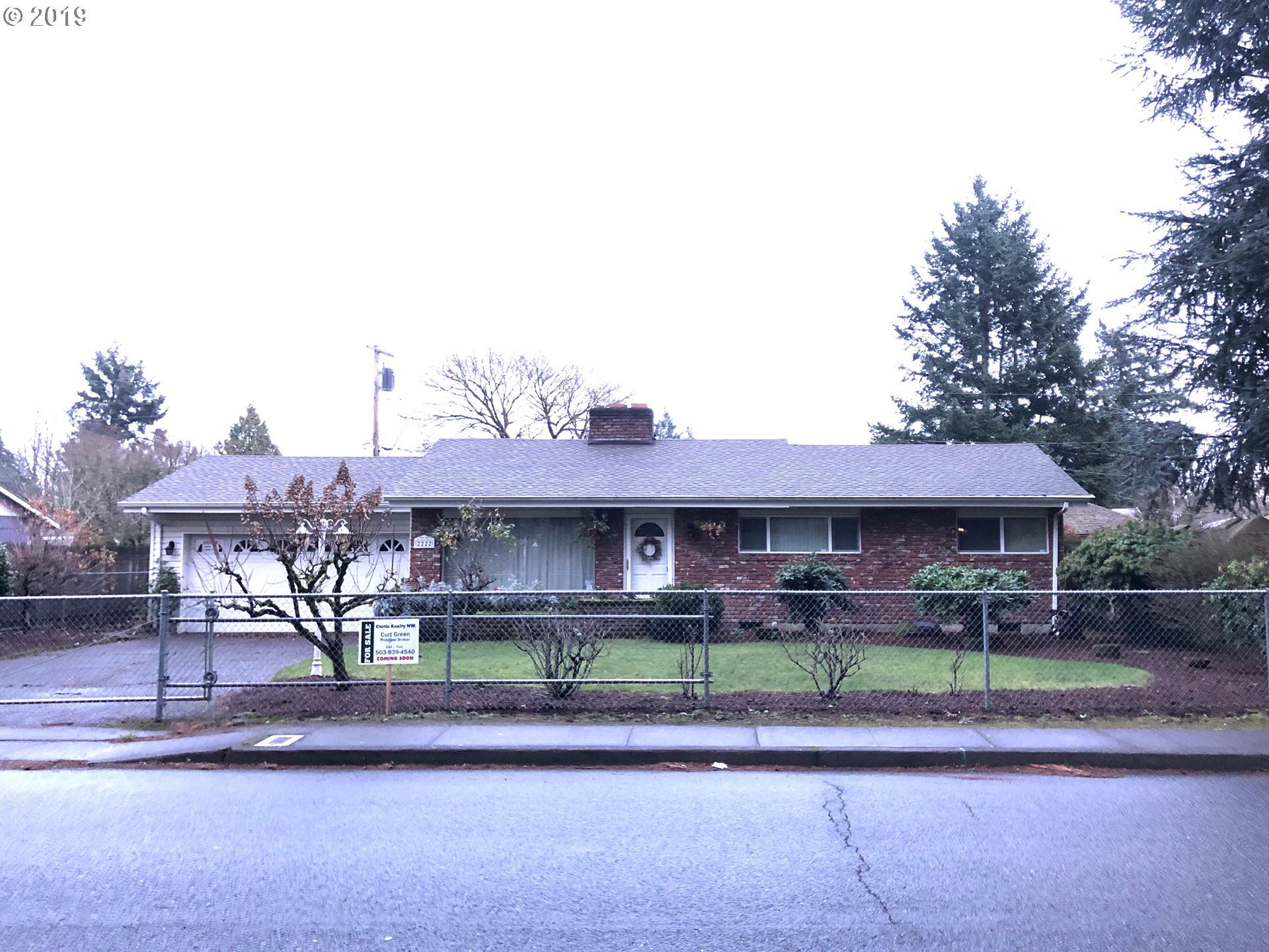2222 SE 135TH AVE, Portland, OR 97233 - MLS#: 19281318