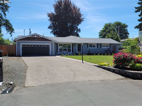 Photo of 3430 SUE ANN CT, Springfield, OR 97477 (MLS # 21537322)