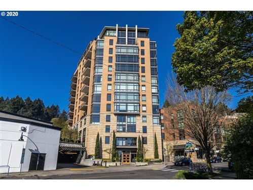 Photo of 2351 NW WESTOVER RD #307, Portland, OR 97210 (MLS # 20347328)