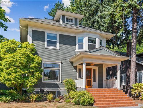 Photo of 2607 NE WASCO ST, Portland, OR 97232 (MLS # 20175330)