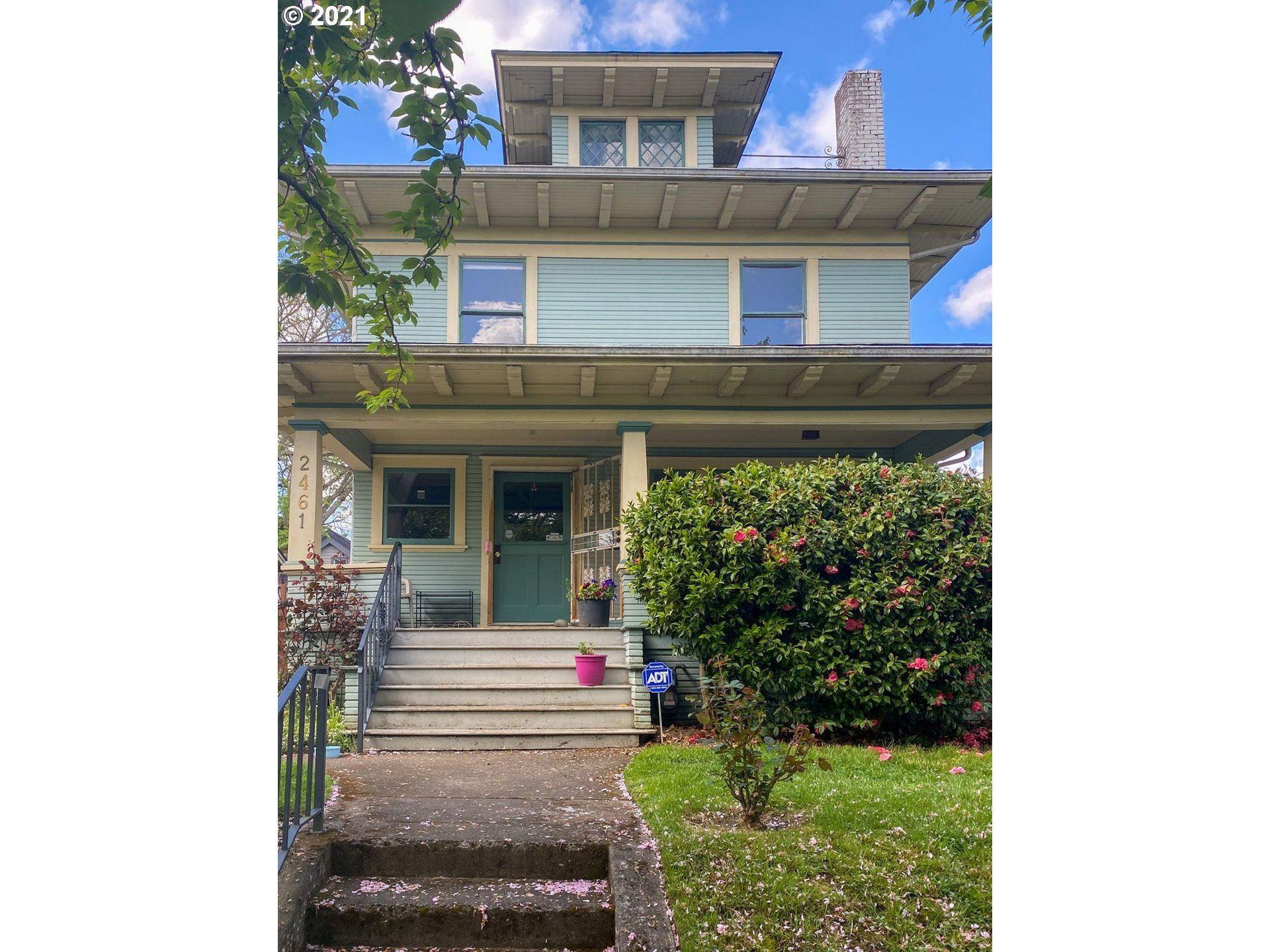 2461 NE 60TH AVE, Portland, OR 97213 - MLS#: 21168330