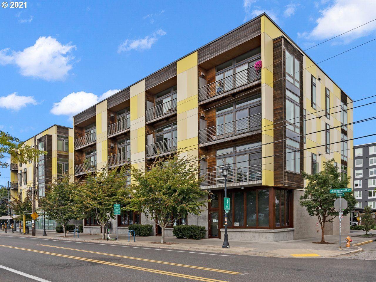 1455 N KILLINGSWORTH ST #403, Portland, OR 97217 - MLS#: 21358331