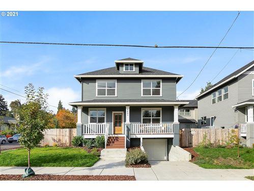 Photo of 8421 N BURRAGE AVE, Portland, OR 97217 (MLS # 21280333)
