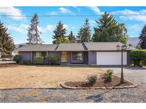Photo of 376 FIR ST, Lyons, OR 97358 (MLS # 21098335)