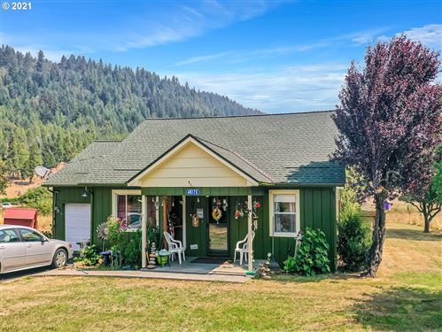 Tiny photo for 48173 WESTOAK RD, Westfir, OR 97492 (MLS # 21630337)