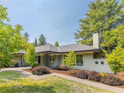 Photo of 4455 SW LAURELWOOD AVE, Portland, OR 97225 (MLS # 21563347)